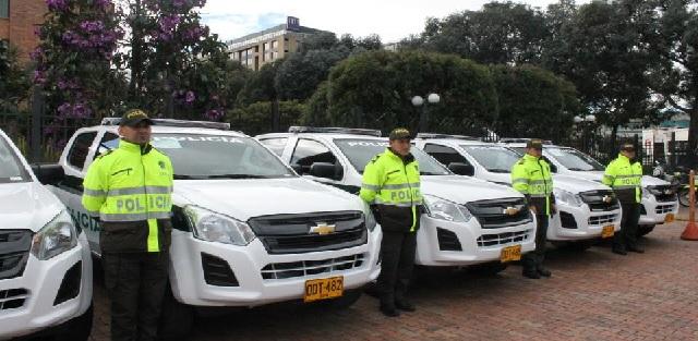 Gobernación entregó dotación a Policía para mejorar capacidad de respuesta