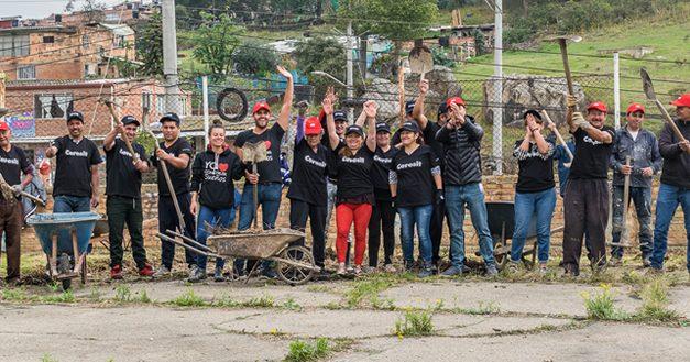 Henkel Colombia realizará jornada de voluntariado en vereda Chacua-Sibaté