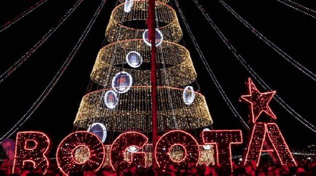 Ruta de la Navidad  en Bogotá irá hasta el 7 de enero