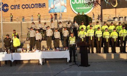 Policía de Cundinamarca lanzó en Soacha el Plan Navidad