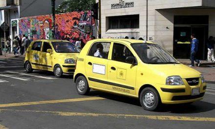 10 mil  kits de protección recibirán taxistas  en Bogotá