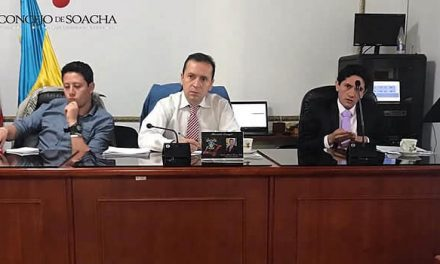 Tercer periodo de sesiones ordinarias del concejo de Soacha será presencial