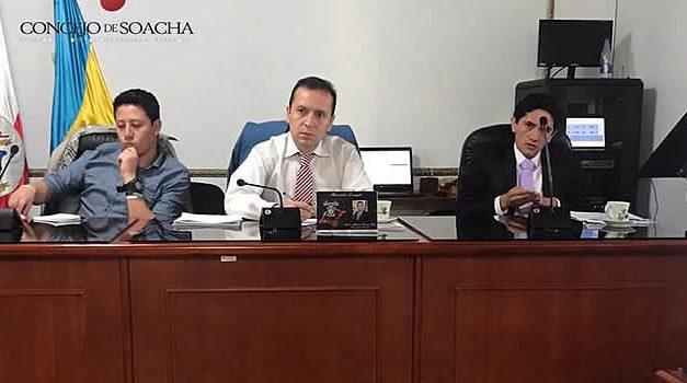 Tensión en Soacha por elección del Contralor Municipal