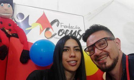 Con Fundación Cocus se cumplen sueños de niños solidarios en Soacha