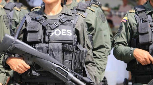 Zona rural de Cundinamarca contará con su propio Grupo de Operaciones Especiales, GOES