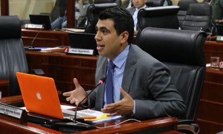 Diputado 'Perico' propone a Soacha como región propia en reorganización de red de salud departamental