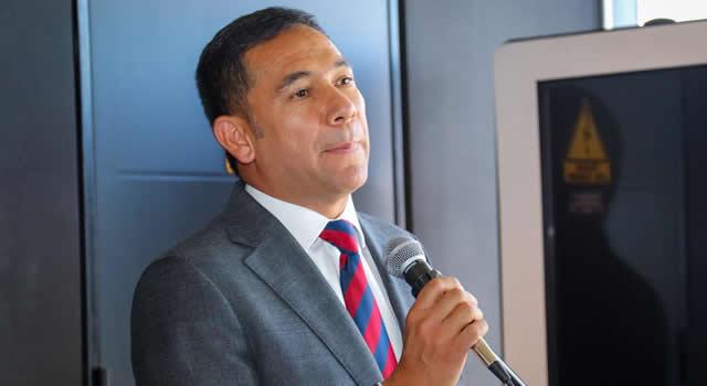 Luis Fernando Sanabria asumió como nuevo Director General de la CAR