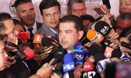 Gobernador Nicolás García le apuesta a la integración regional
