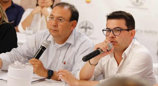 Gobernador decreta toque de queda  en todos los municipios de Cundinamarca
