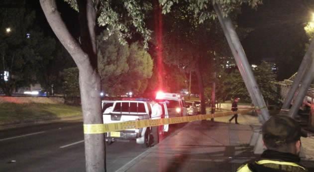 Esta semana deciden futuro de cómplice de delincuentes que mató un médico en Bogotá