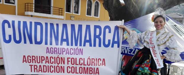 Tradición Colombiana tiene cupo asegurado en el Reinado Nacional e Internacional del Folclor