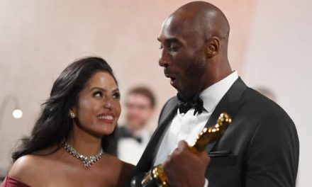 Viuda de Kobe Bryant reaparece tras la muerte del deportista