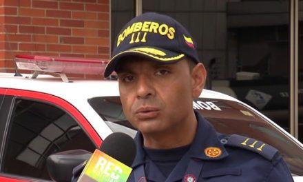 Capitán de bomberos de Cundinamarca recibe Orden al Mérito Ambiental