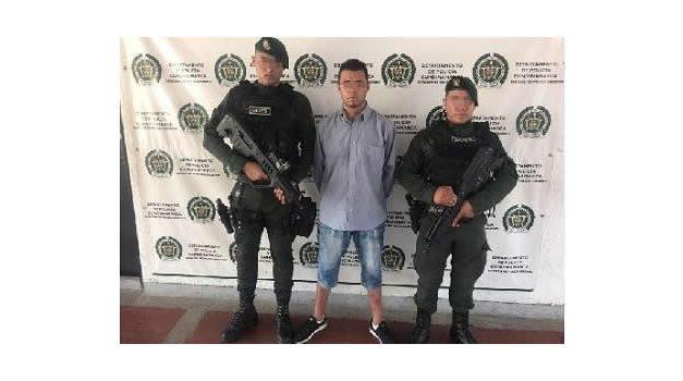 Goes detiene delincuente señalado de hurto agravado