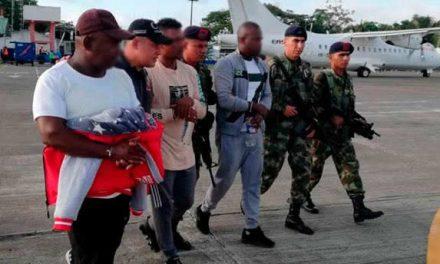 Capturan en Soacha y Tumaco  a sujetos dedicados al narcotráfico y lavado de activos