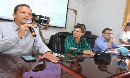 Lo que dejó la visita de Nicolás García y Claudia López a Soacha