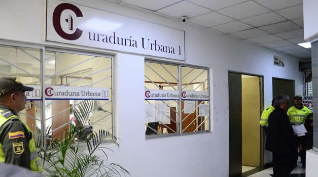 Alcaldía hizo efectiva medida revocatoria a falso curador en Soacha