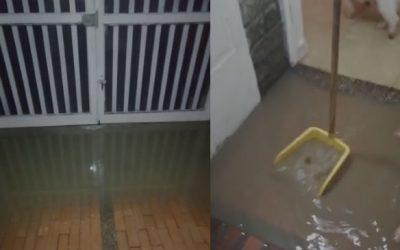 Sin solución continúan las inundaciones en Quintanares