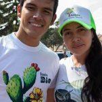 La soachuna Karen Sereno fue destacada como 'Defensora de la vida y el ambiente'