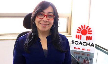 Andrea Rozo, secretaria de Planeación de Soacha fue la mejor funcionaria del cuatrenio