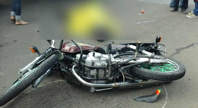 Dos muertos y cuatro  heridos en accidentes registrados en vías de Cundinamarca