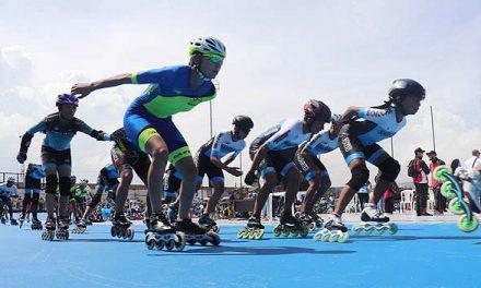 En Soacha se entrega primera pista profesional de patinaje