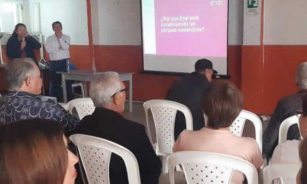 Parques sostenibles,  proyecto de Enel-Codensa en Soacha