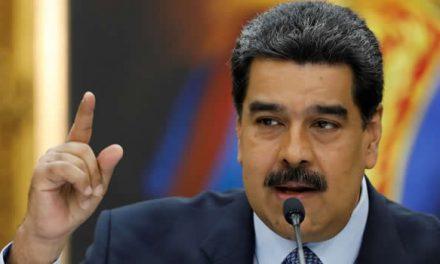 Maduro dice estar dispuesto a restablecer relaciones consulares con Colombia
