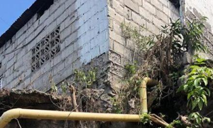 Más de 127 familias en riesgo en Guaduas