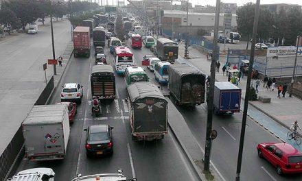 Soacha amanece con restricción a vehículos de carga en todo el perímetro del municipio