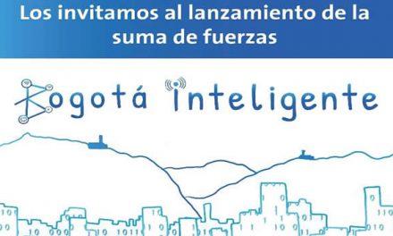 """Lanzamiento de la Suma de Fuerzas """"Bogotá Inteligente"""""""