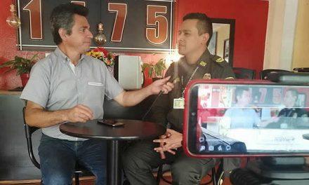 Mejorar la cultura ciudadana, pide nuevo comandante de Policía Soacha