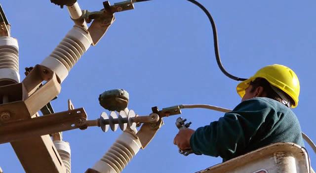 Cortes de energía en Cundinamarca esta semana