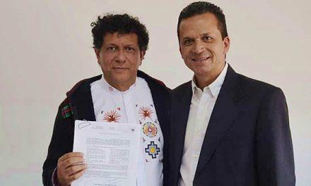 Freddy Alfonso Pareja es el nuevo  director de Cultura de Soacha
