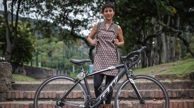 La colombiana que llevó la ciclovía a Sudáfrica