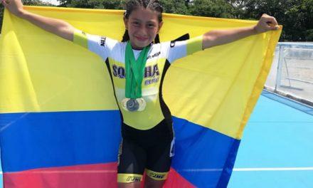 Soachuna Natalia Galindo sueña ser campeona mundial de patinaje