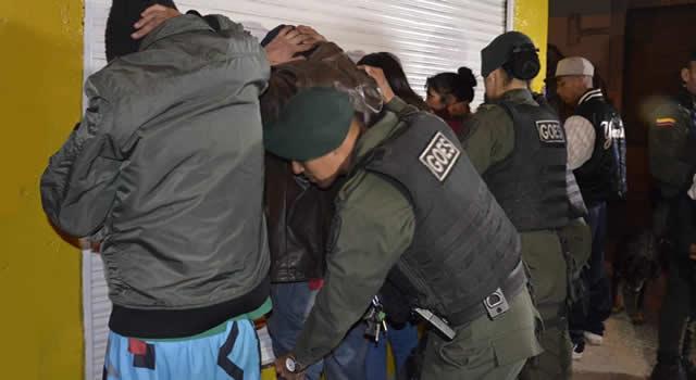 Alcalde Saldarriaga  encabeza toma  a la frontera entre Soacha y Bogotá