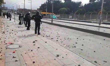 Archivado caso de  pérdida de evidencias  sobre abuso policial  en la UDEC Soacha