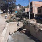 A pesar del verano, residentes de Quintanares Soacha claman para que no llueva