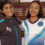 Dos entrenadoras  soachunas de Roller Shapes certifican su trabajo a nivel nacional
