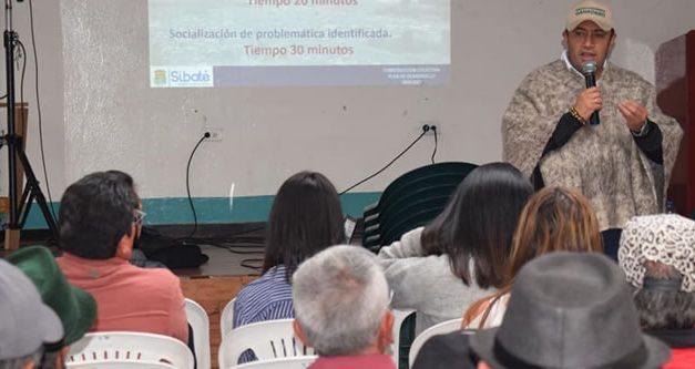 Sibaté avanza en la construcción de su Plan de desarrollo