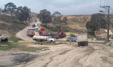 Escombrera de Soacha enfrenta a un sector de la comunidad con el operador del proyecto
