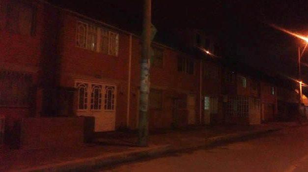 Falta de iluminación incrementa inseguridad en Villa Italia