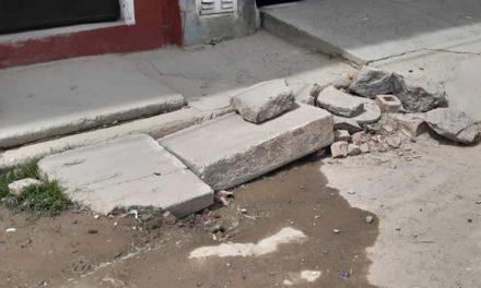 En barrio de Soacha pagan servicio de alcantarillado que no presta la EAAB