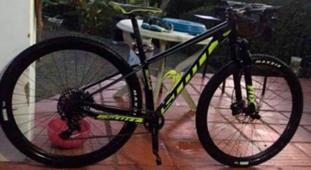 En Faca recuperan bicicleta robada a deportista  Campeón Nacional de Ciclismo
