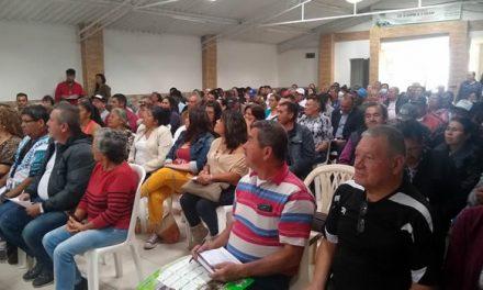 Continúan capacitaciones con miras a elecciones de las nuevas JAC en Soacha