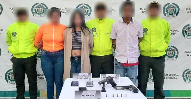 Tres residentes de  Ciudad Verde capturados por homicidio