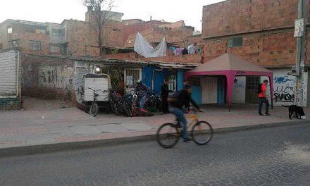 La casa que se tumbará para evitar robos, atracos y hasta violaciones en un sector de Soacha