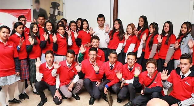 Contralor de Cundinamarca convoca a comunidad educativa a elegir contralores escolares