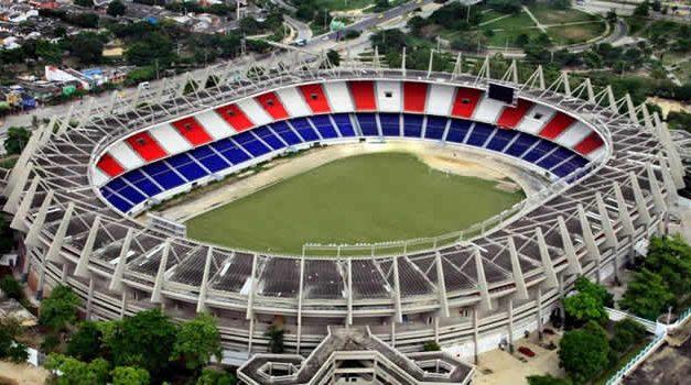 Estadio Metropolitano de Barranquilla, ratificado para eliminatorias al Mundial de Catar 2022